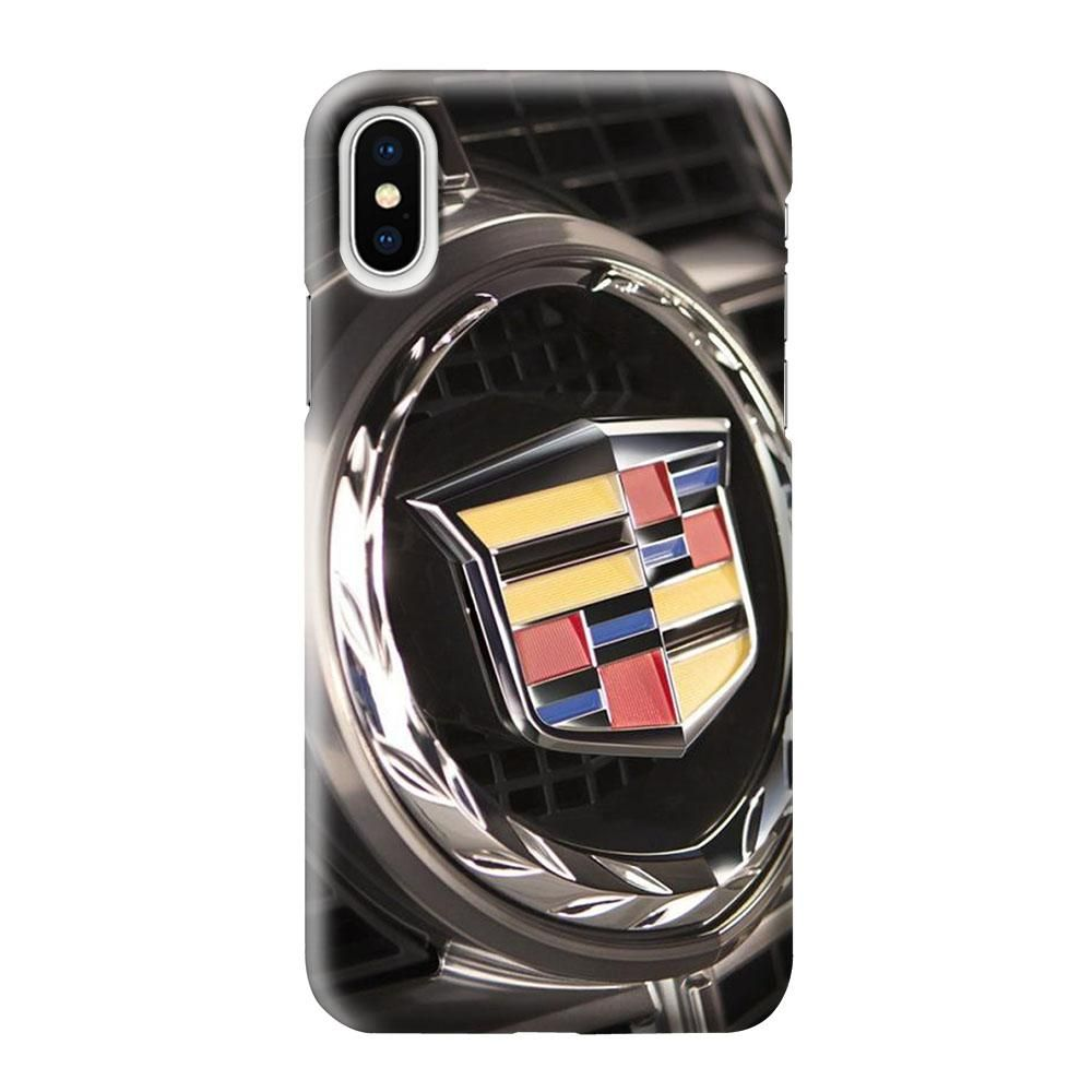 CADILLAC LOGO 2 iphone case