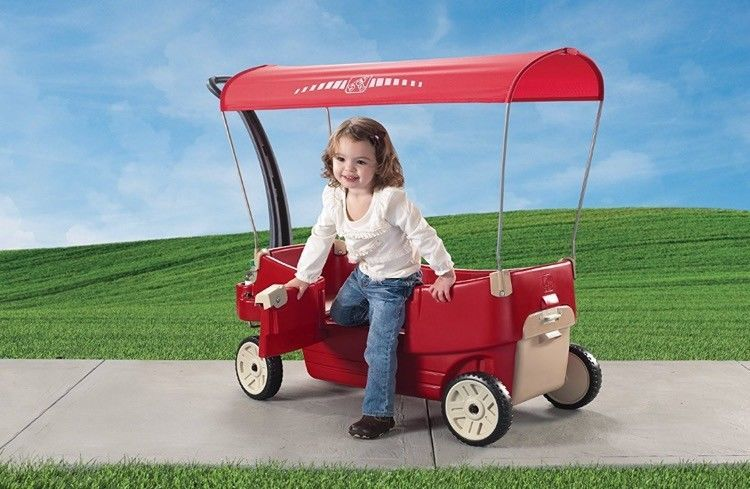 Wagon For Kids Red Step2 Play 4 Year Old Boy Gifts For Girls