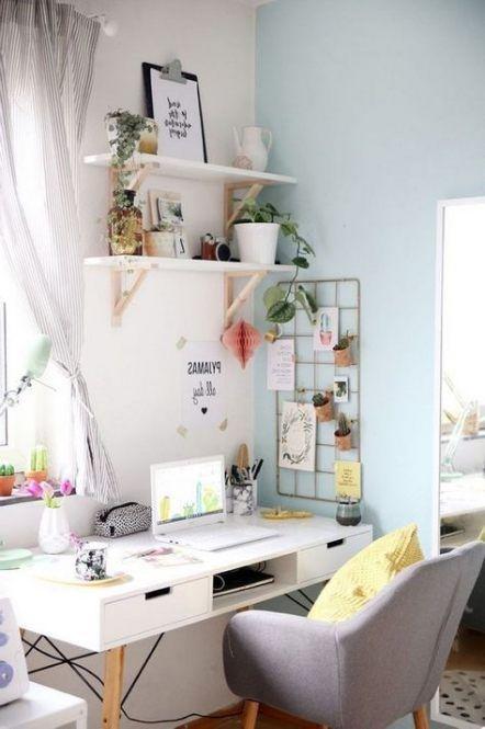 How To Include Taxidermy Into Trendy Home Decor: Office Organization Diy Wall 58 Trendy Ideas #diy #wall #organization