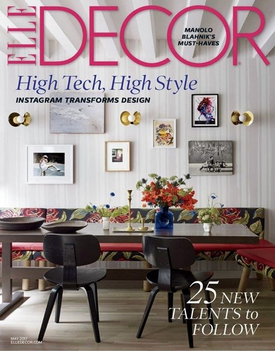 Elle decor magazine covers home design magazines style instagram manolo blahnik also pin by designsense on editorial in rh pinterest