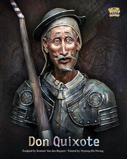 INBOX059 - Don Quixote (Nuts Planet NP-B024)   Coloured Dust