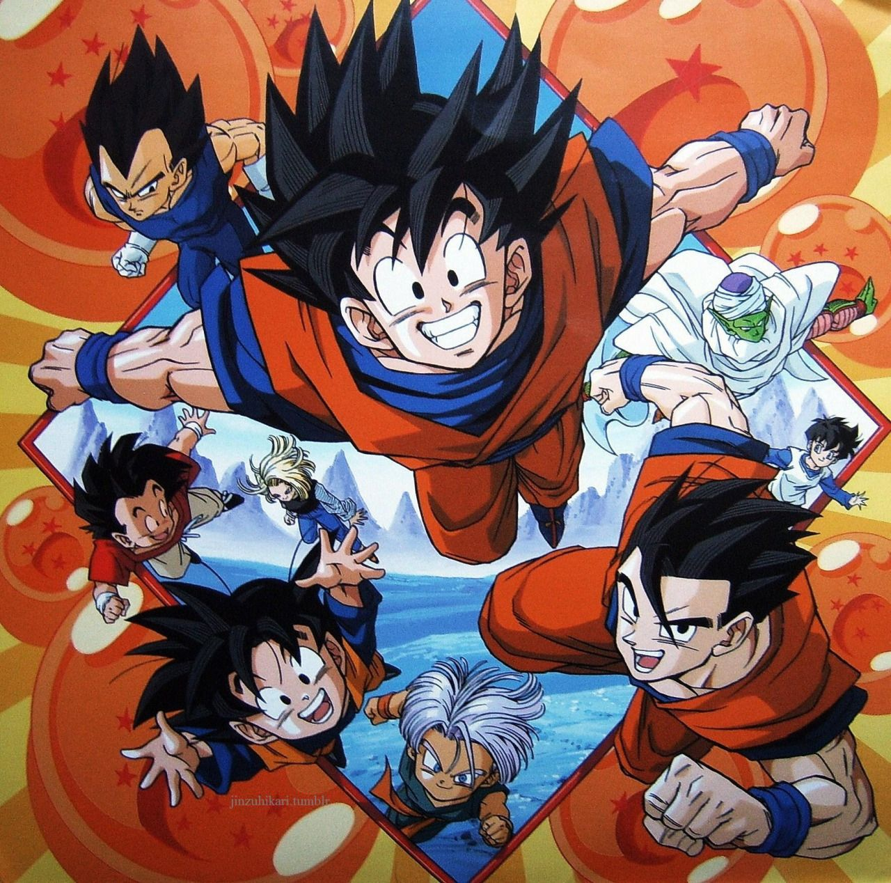 80s90sdragonballart Dragon Ball Art Dragon Ball Artwork Anime Dragon Ball
