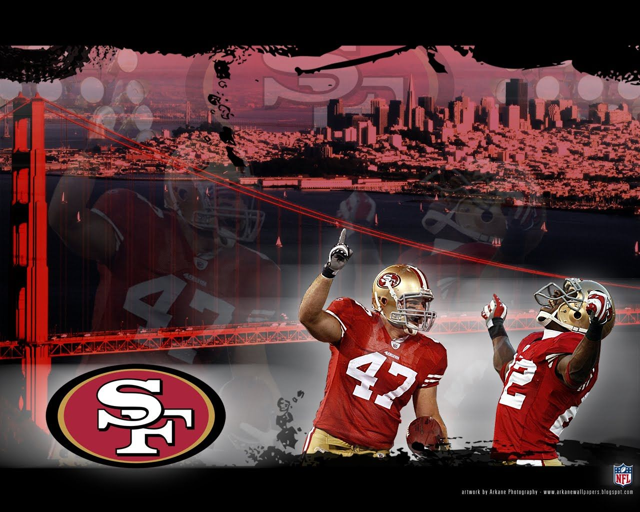 Image detail for 28 san francisco 49ers wallpaper c49ers free image detail for 28 san francisco 49ers wallpaper c49ers free computer wallpapers voltagebd