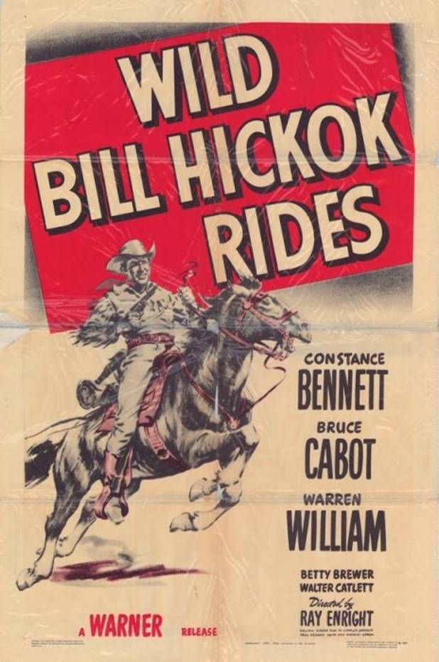 Download Wild Bill Hickok Rides Full-Movie Free