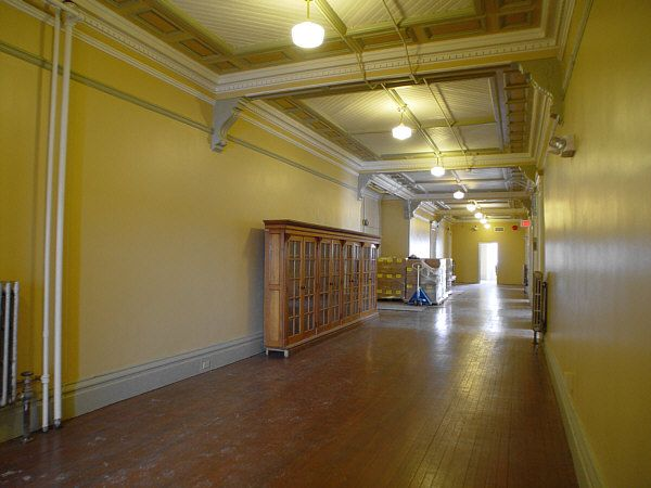 New York State Lunatic Asylum Later To Become Utica State Hospital