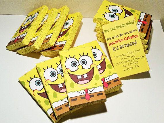 Spongebob squarepants invitation sponge by photonpapercreations spongebob squarepants invitation sponge by photonpapercreations solutioingenieria Gallery
