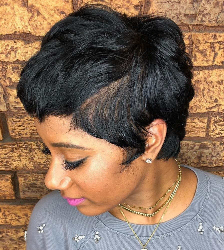 60 great short hairstyles for black women | flat iron short