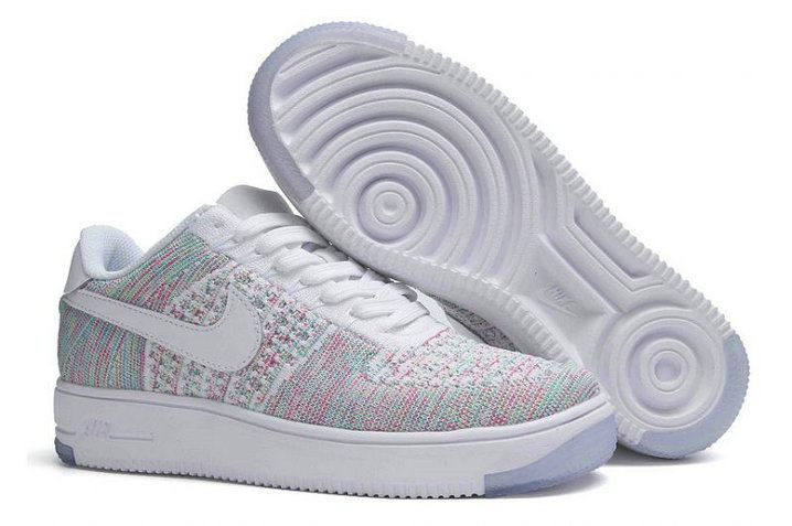 Authentic Air Force 1 Ultra Flyknit Low Nike s Air Force 1 Ultra Flyknit Low White Nike Flyknit Homme Corner Street