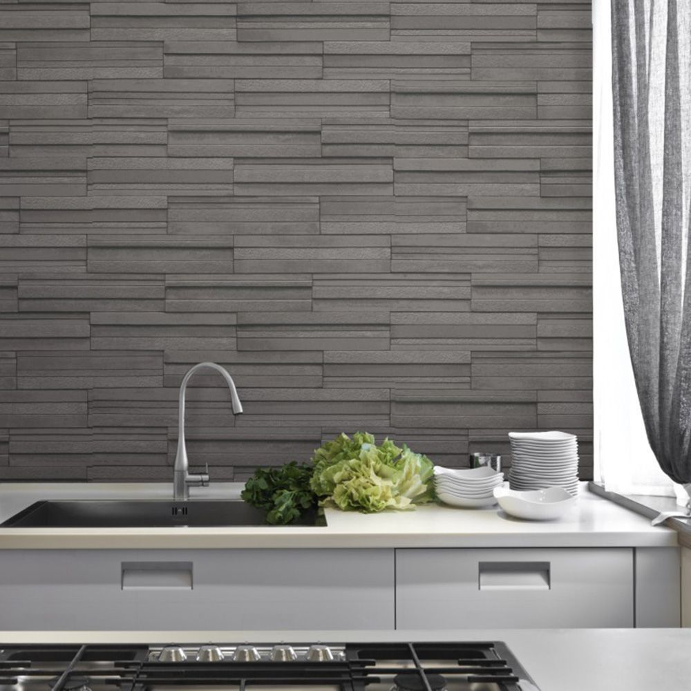 38 Fine Tiles Decor Wall Grey Kitchen