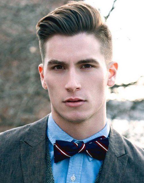 Professionals Mens Hairstyles Undercut 2015