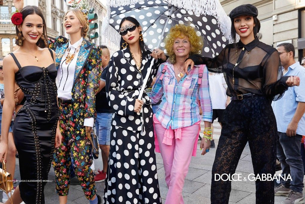 6718918b7d Dolce Gabbana Spring Summer 2019 by Luca and Alessandro Morelli - Pour Dolce  Gabbana Ete 2019