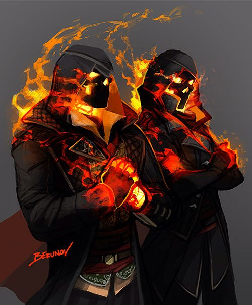 Assassins Creed Syndicate The Frye Twins Assassins Creed