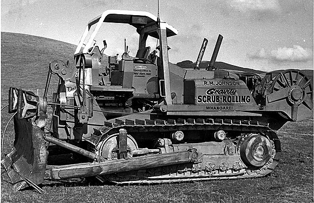 Old Heavy Equipment : Vintage logging equipment euclid terex