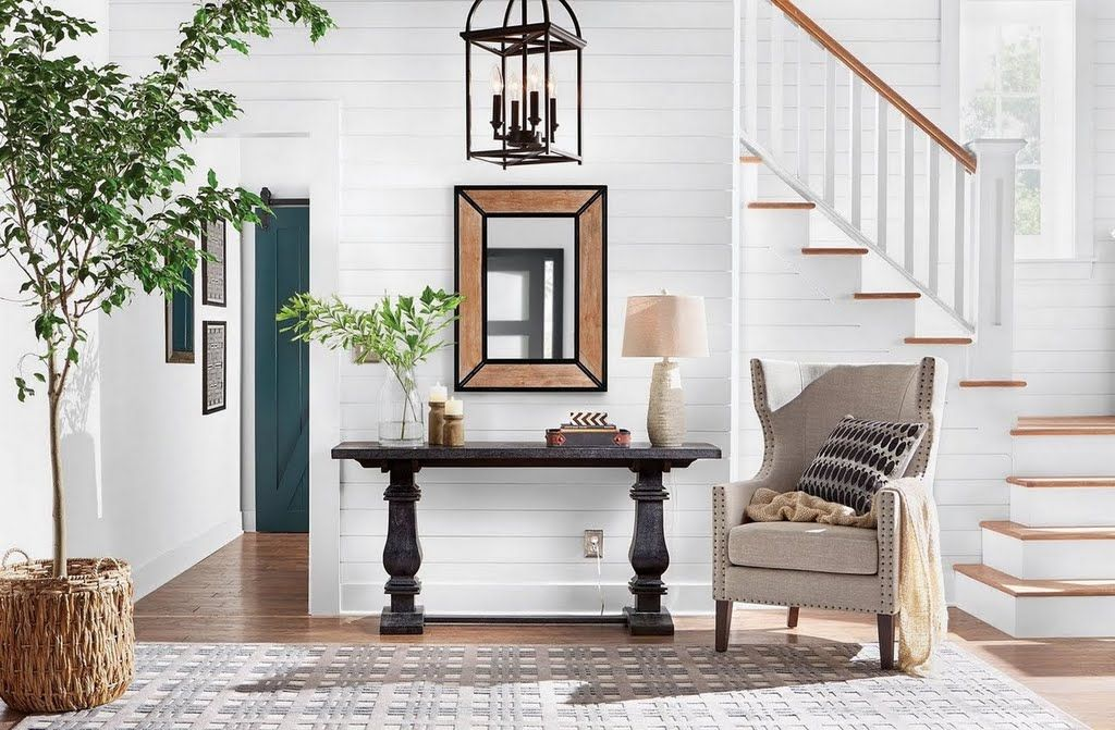 Shop our Entryway Department to customize your Farmhouse