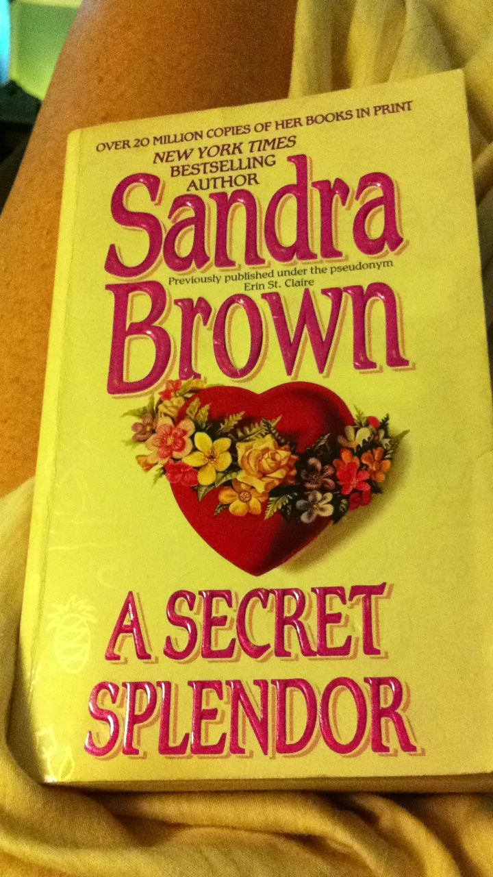 A Secret Splendor......this book is  over 20 years old.  Loved it.