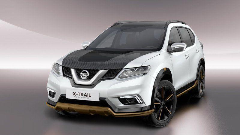 Nissan XTrail 2018 Facelift Nissan xtrail, Nissan