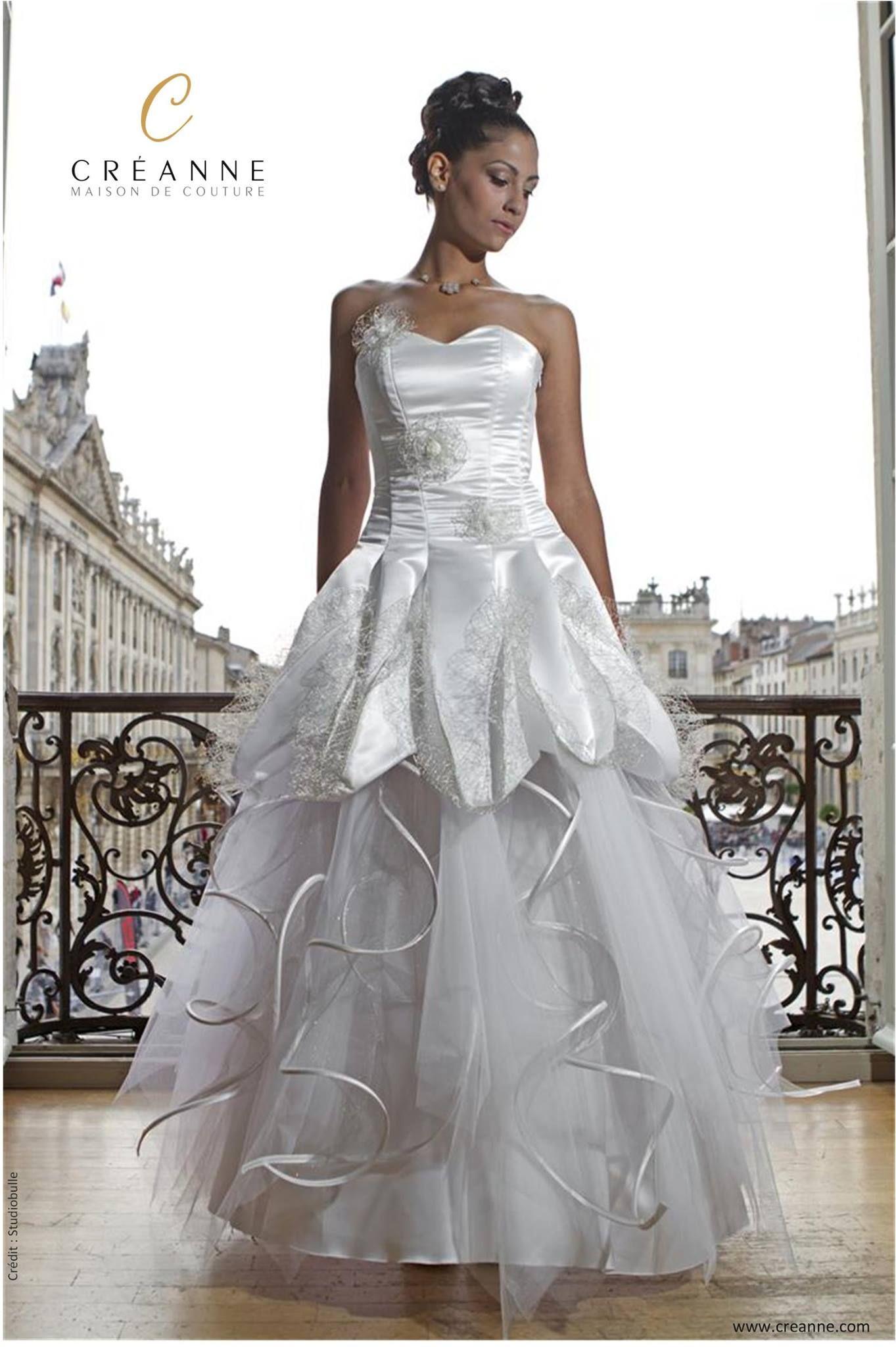 Robe de mariee sur mesure nancy