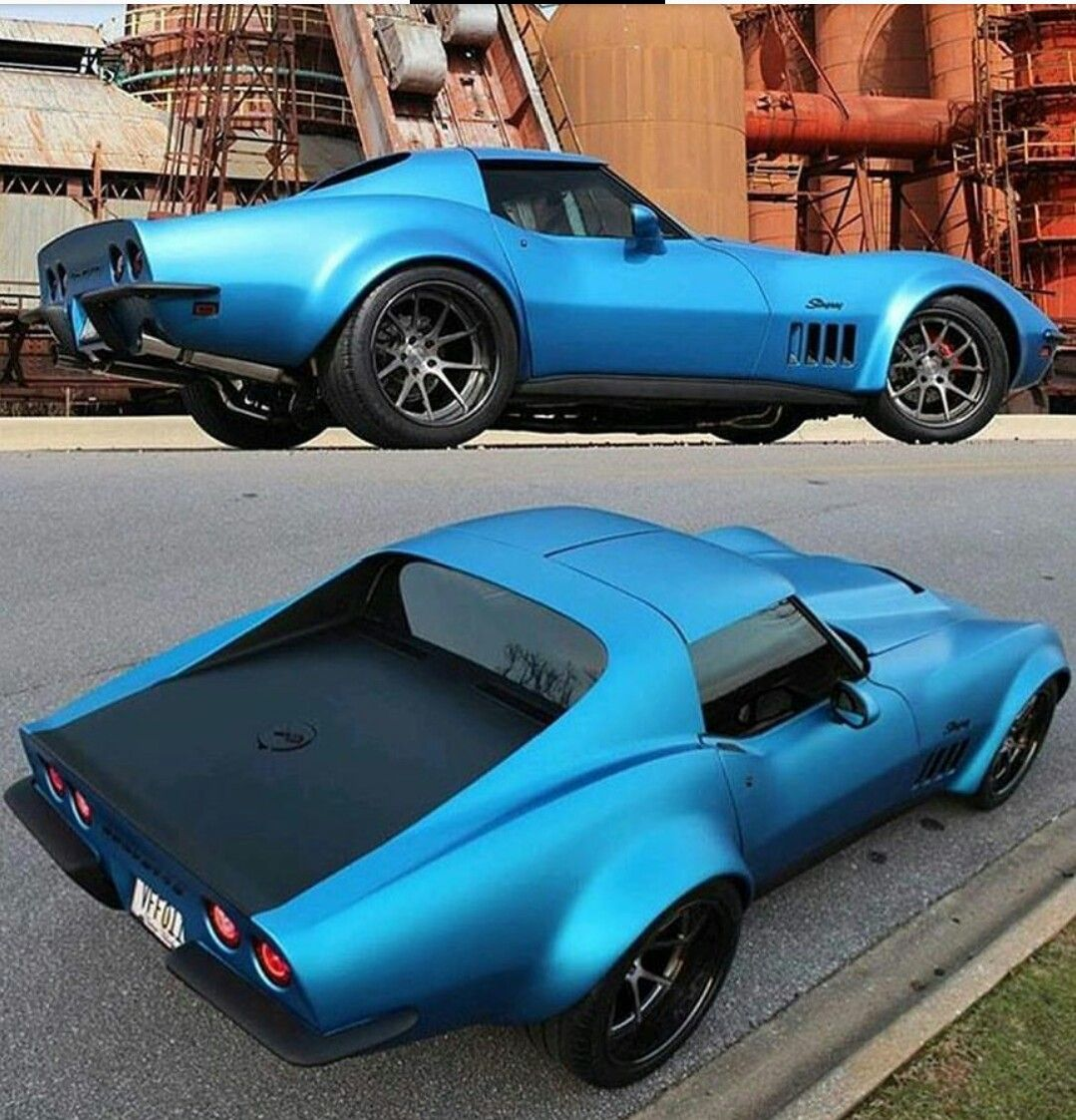 Pin by M on Corvette c3 (With images) Vintage muscle