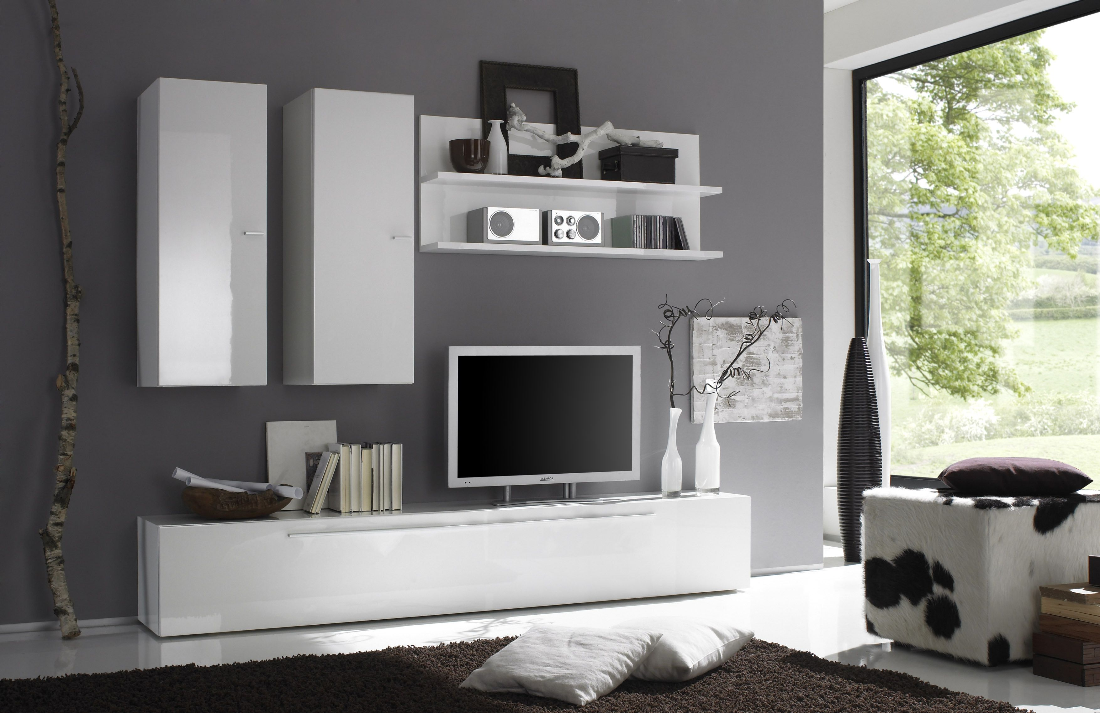 Italian Contemporary Entertainment Center Modern Tv Units Wall Unit Living Room Tv