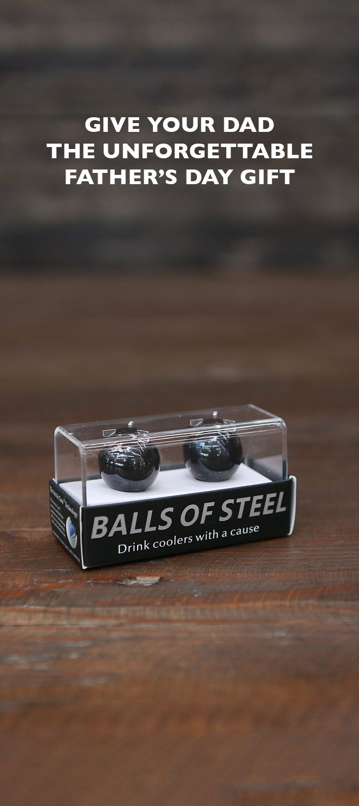 Balls of steel whiskey chillers products pinterest dads steel