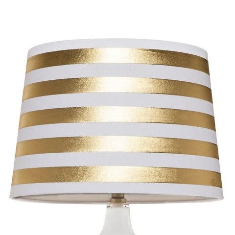 Beautiful Gold Lampshade