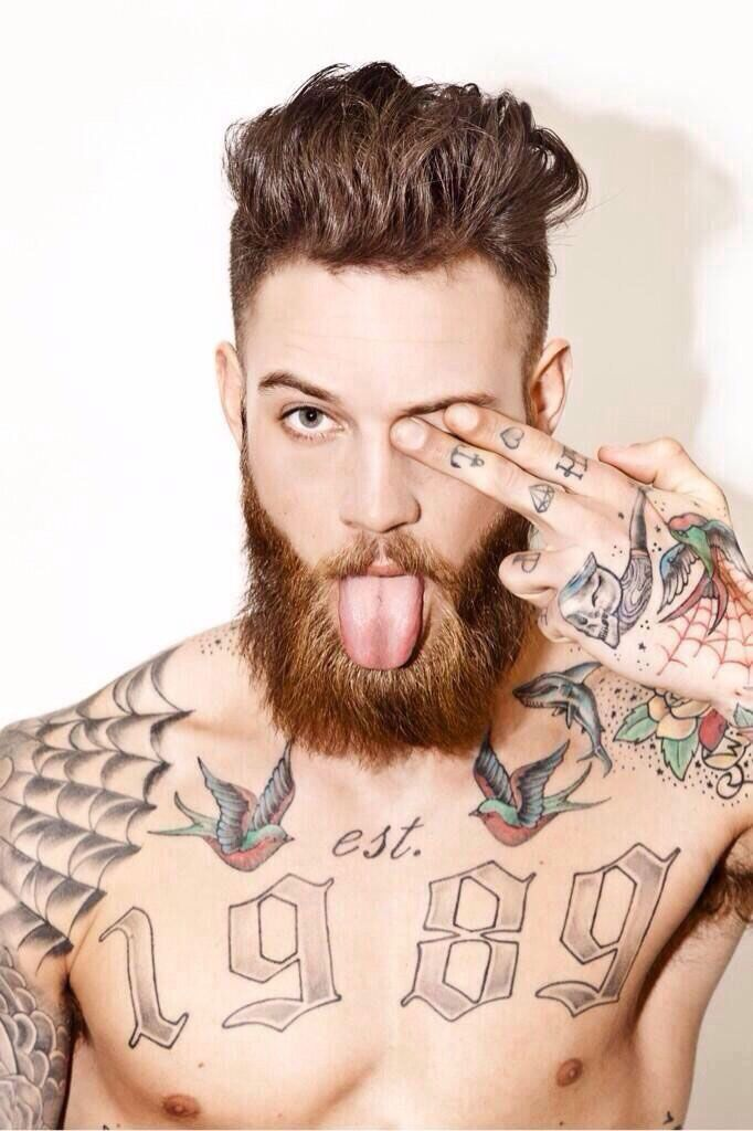 Pin On Sexy Beards