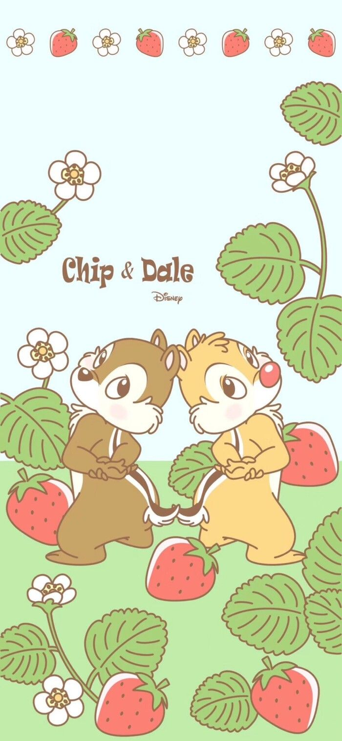 Pin By yk On Dy In Disney Wallpaper Cute Disney Wallpaper Chip And Dale