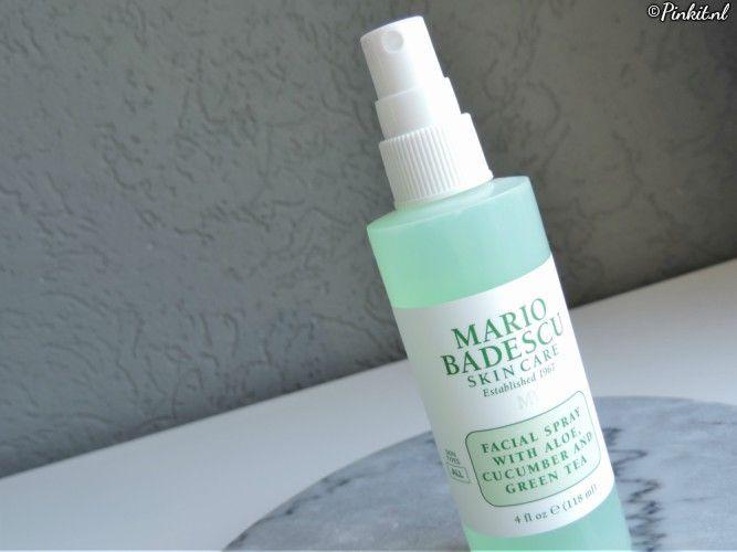 Mario Badescu Facial Spray With Aloe Cucumber Green Tea