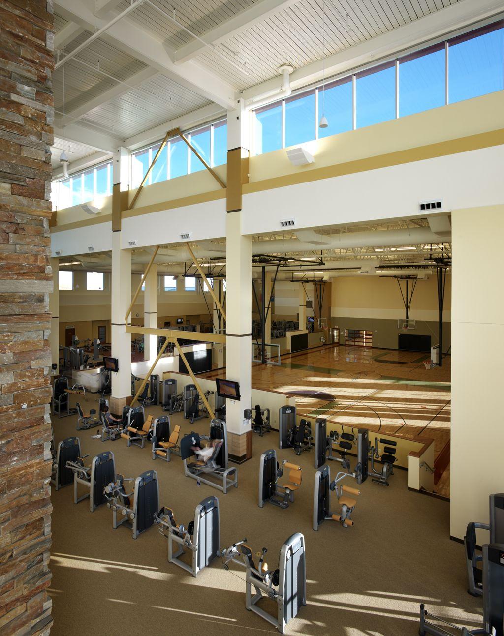 Machines Indoor, Colorado springs, Home