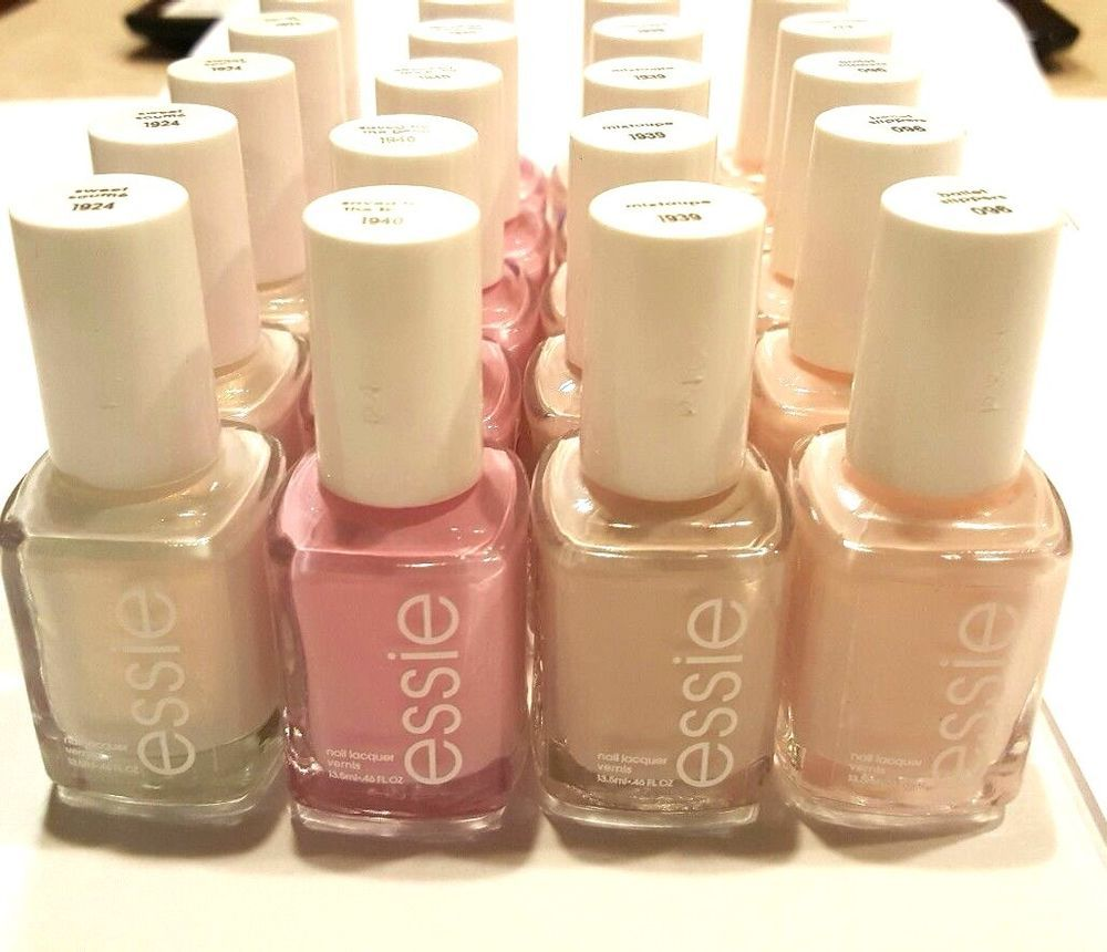 Details About 20 Essie Nail Polish No Repeats Wholesale Party Favor Shower Easter Gift Lot