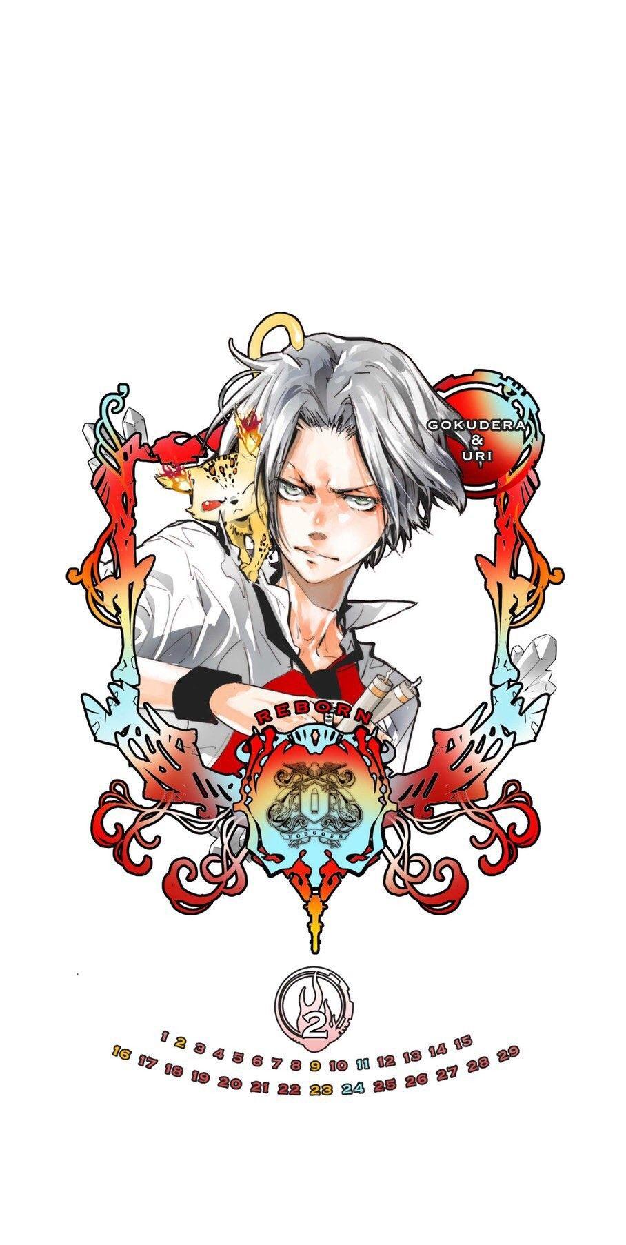 Pin By Paris Jiahui On Anime Cartoon In 2020 Hitman Reborn Reborn Katekyo Hitman Cartoon