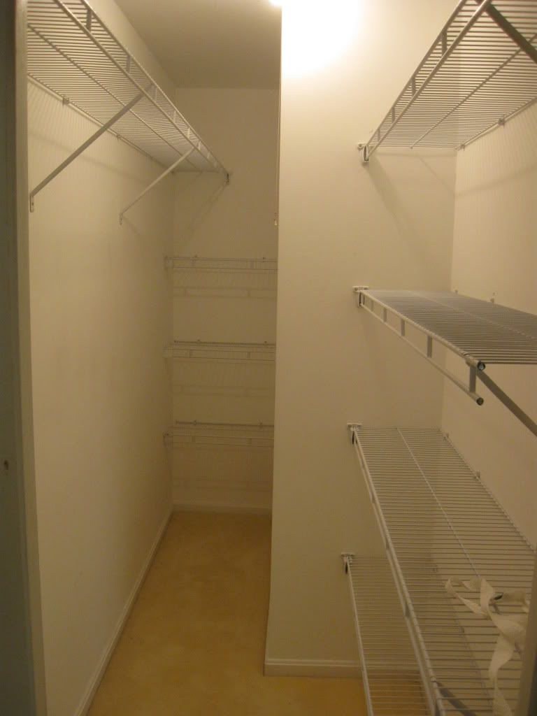 Long Narrow Closet Organization   Google Search