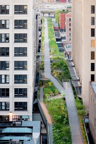 Highline Park, Manhattan