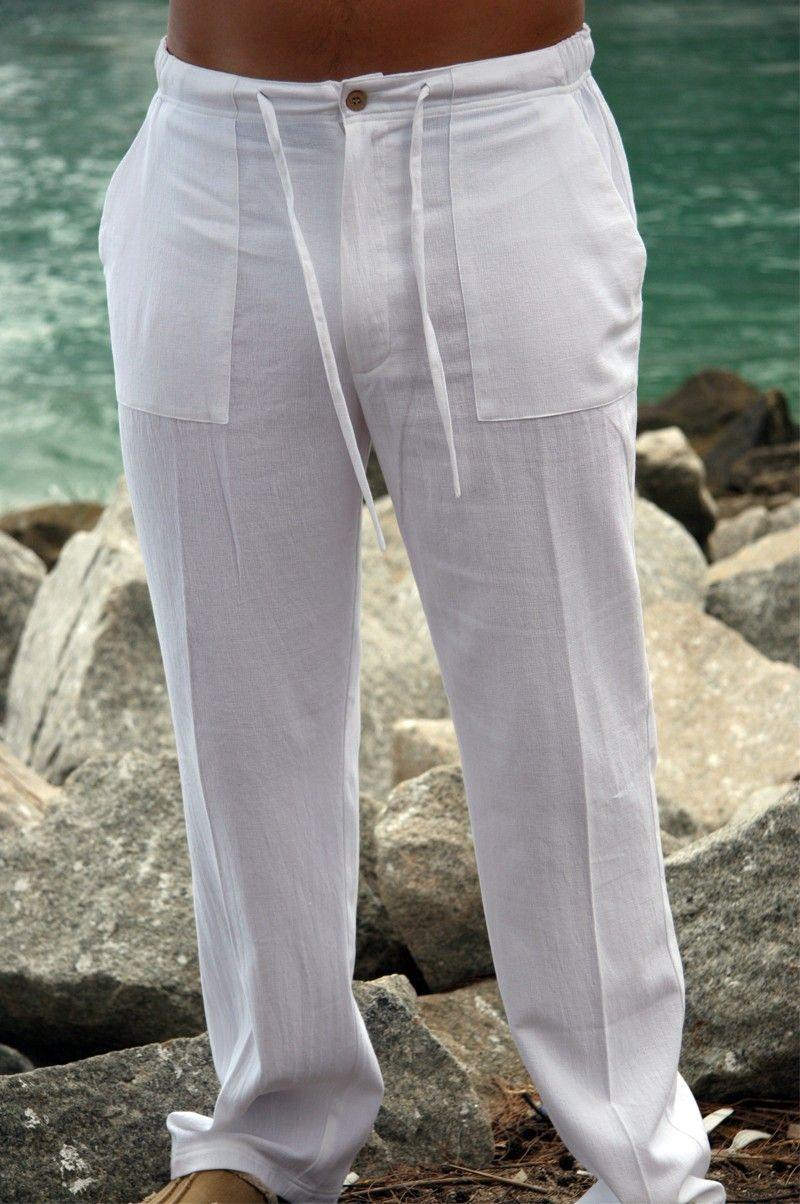 Guayabera Shirts Linen Knits Pants Cotton Blouse Wedding