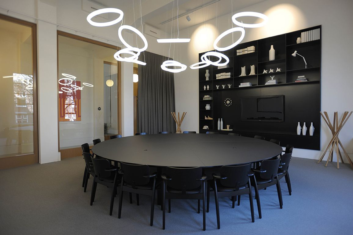 HALO  Spaces en la Haya Office, Holland