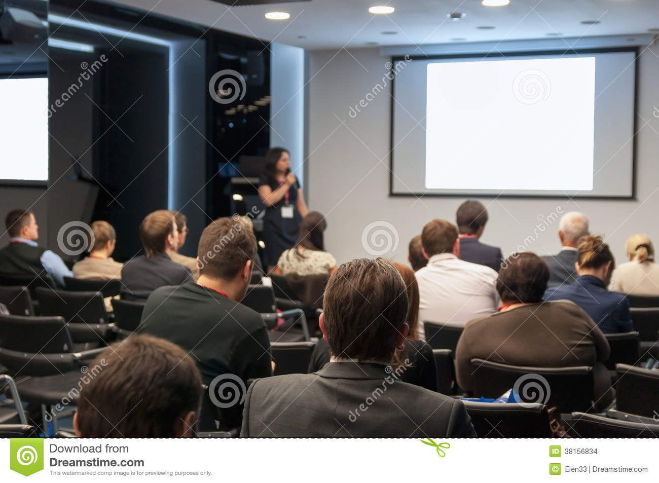 Business Conference - Download From Over 39 Million High Quality Stock Photos, Images, Vectors. Sign up for FREE today. Image: 38156834