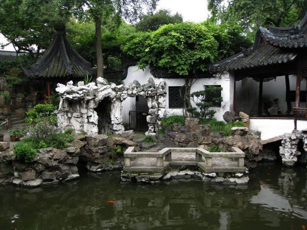 Chinese Gardens Oriental Garden Design Ideas