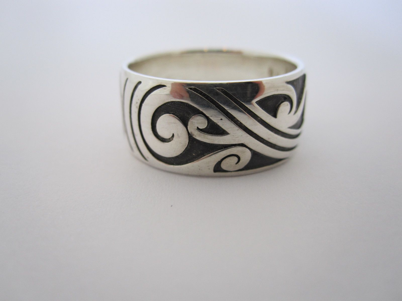 Maori Ring Tattoo: Maori Ring By Seventysixdesign