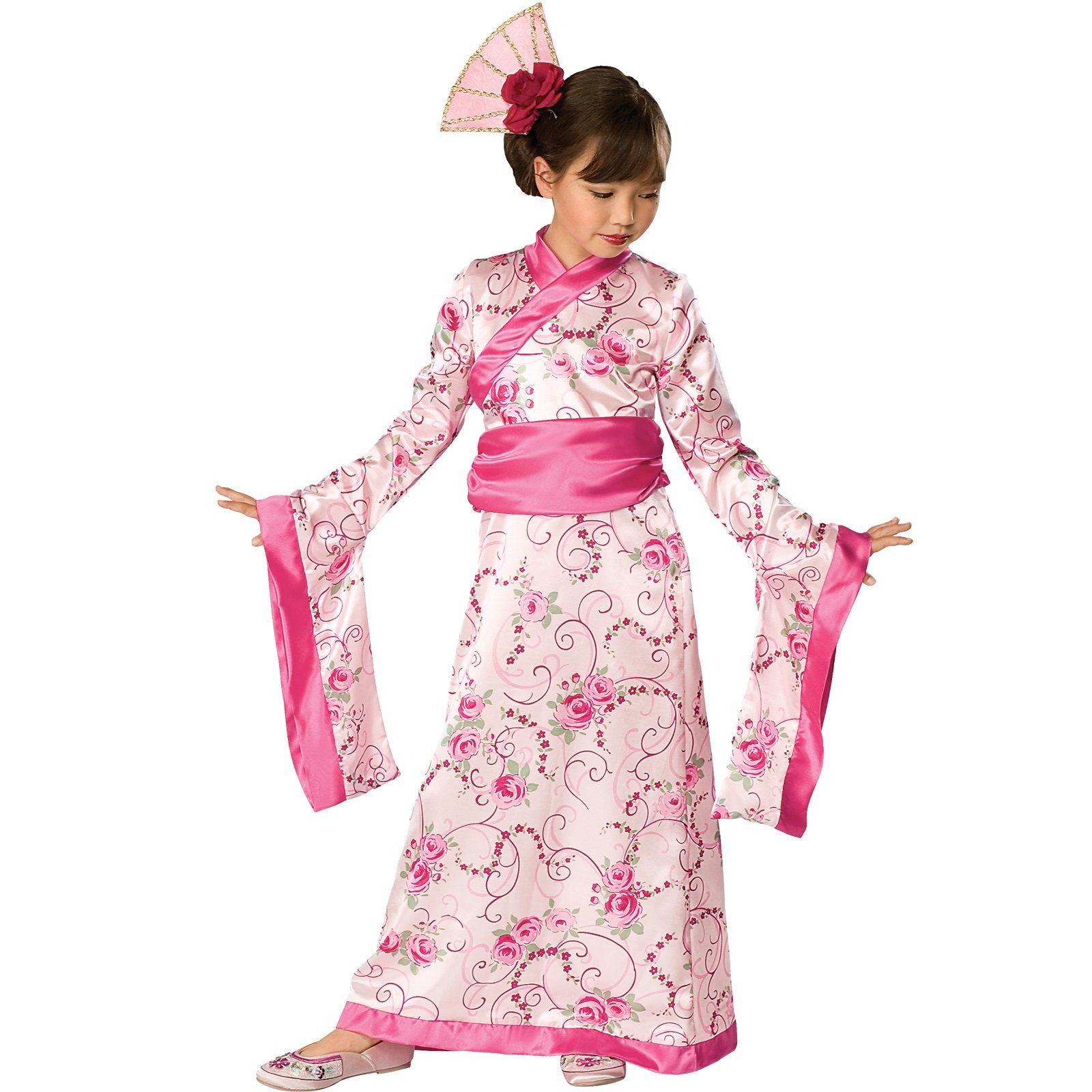 Asian Princess Child Costume   Children costumes, Costumes and ...