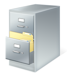 Windows File Cabinet Cab Icon Png Filing Cabinet Cabinet Storage