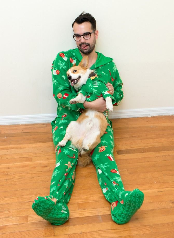 11 Matching Dog Owner Pajamas That Are Adorable From Head To Paw Photos Bustle