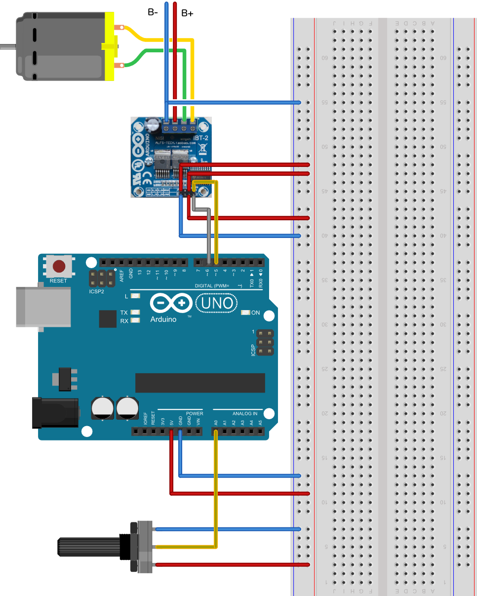 small resolution of ibt 2 with arduino bb electronics projects arduino raspberry robot