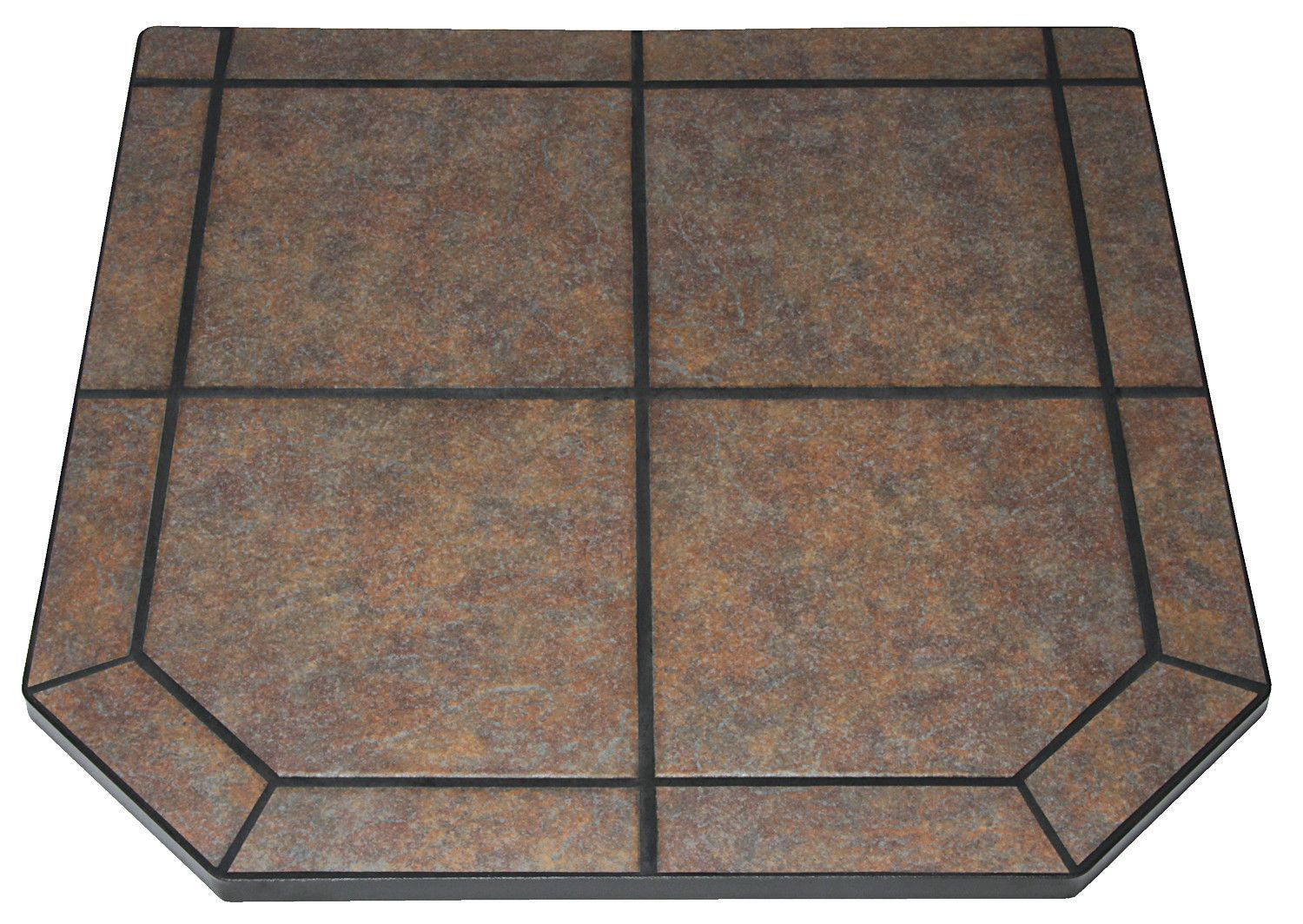 Type 1 tile hearth pad products pinterest hearth pad bring a classic look to your fireplace with type 1 tartara tile hearth pad from american classics it crafted from a variety quality stone and ceramics doublecrazyfo Gallery