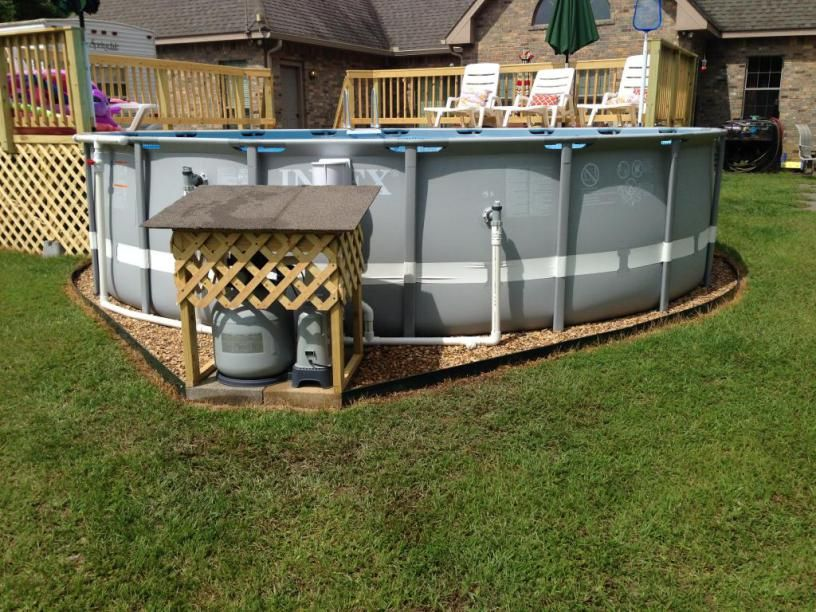 Solutions For Setting Up A Pool Pump Cover For Your Swimming Pool