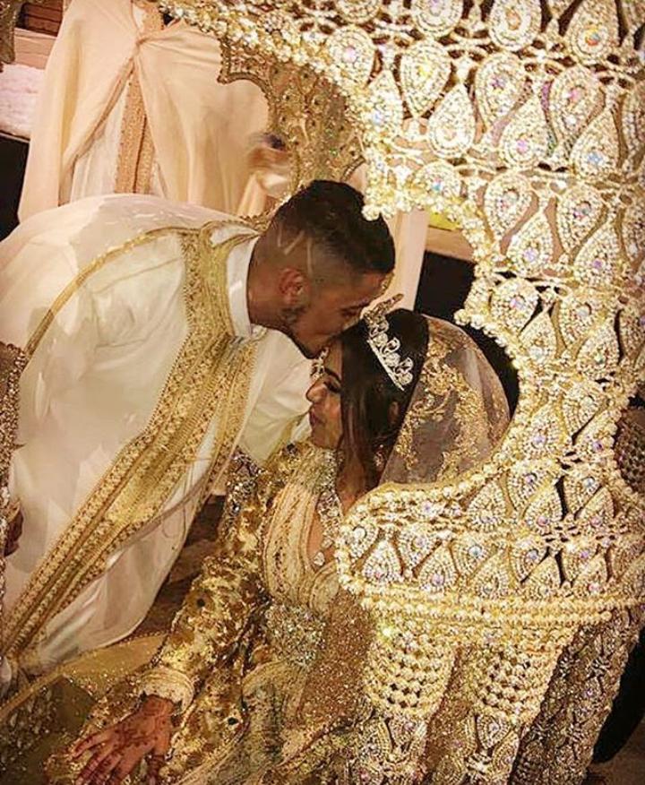 Photo De Couple Mariage Arabe