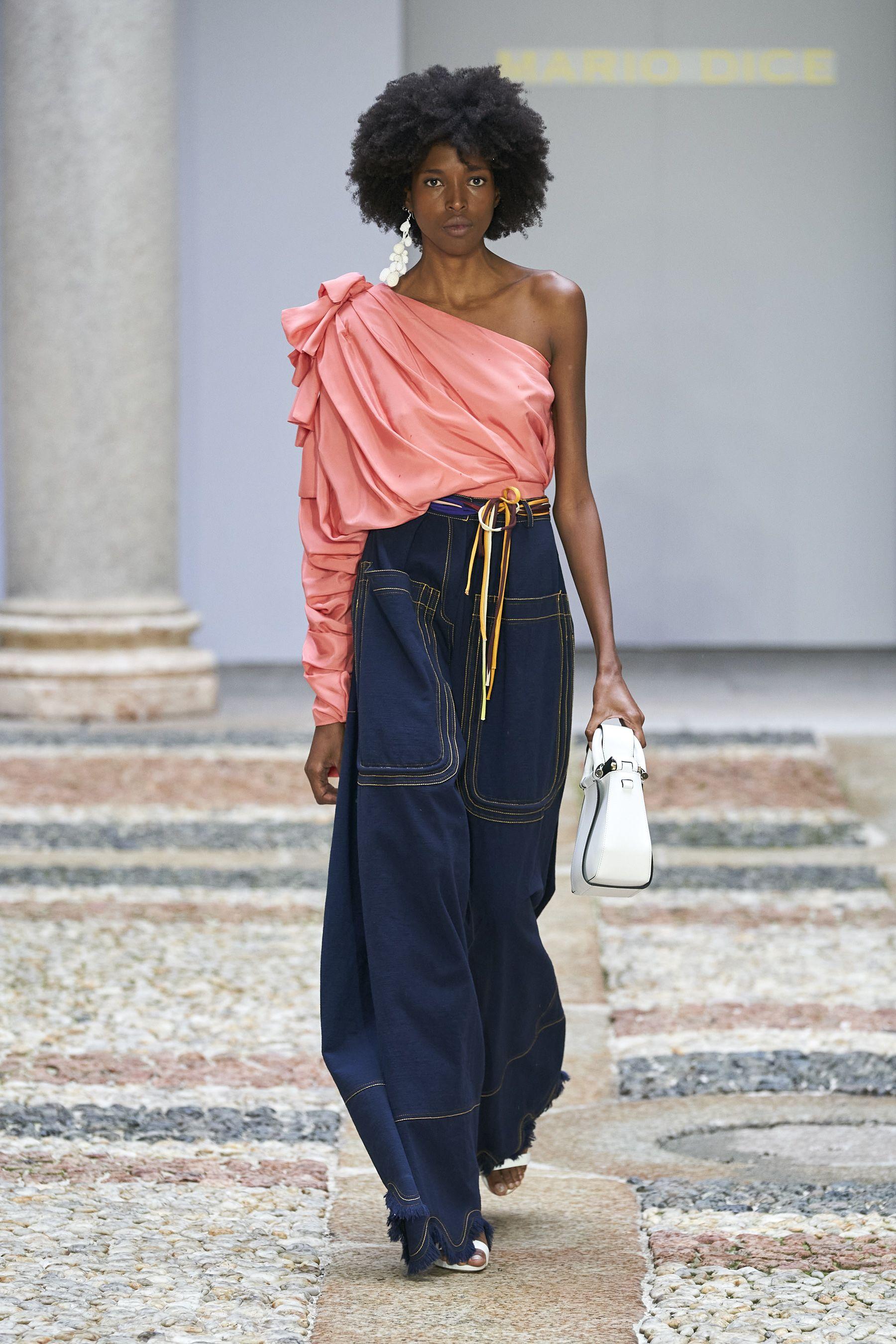 Mario Dice Spring 2021 Fashion Show   The Impressi