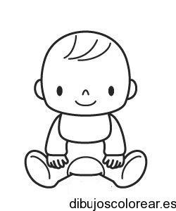 Dibujos De Bebes Dibujo De Bebé Dibujos Y Dibujos Para Niños