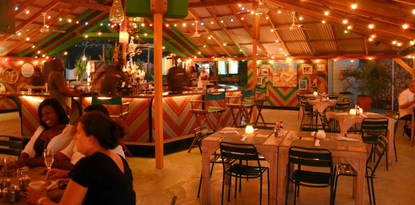 Pushcart Restaurant Negril Jamaica