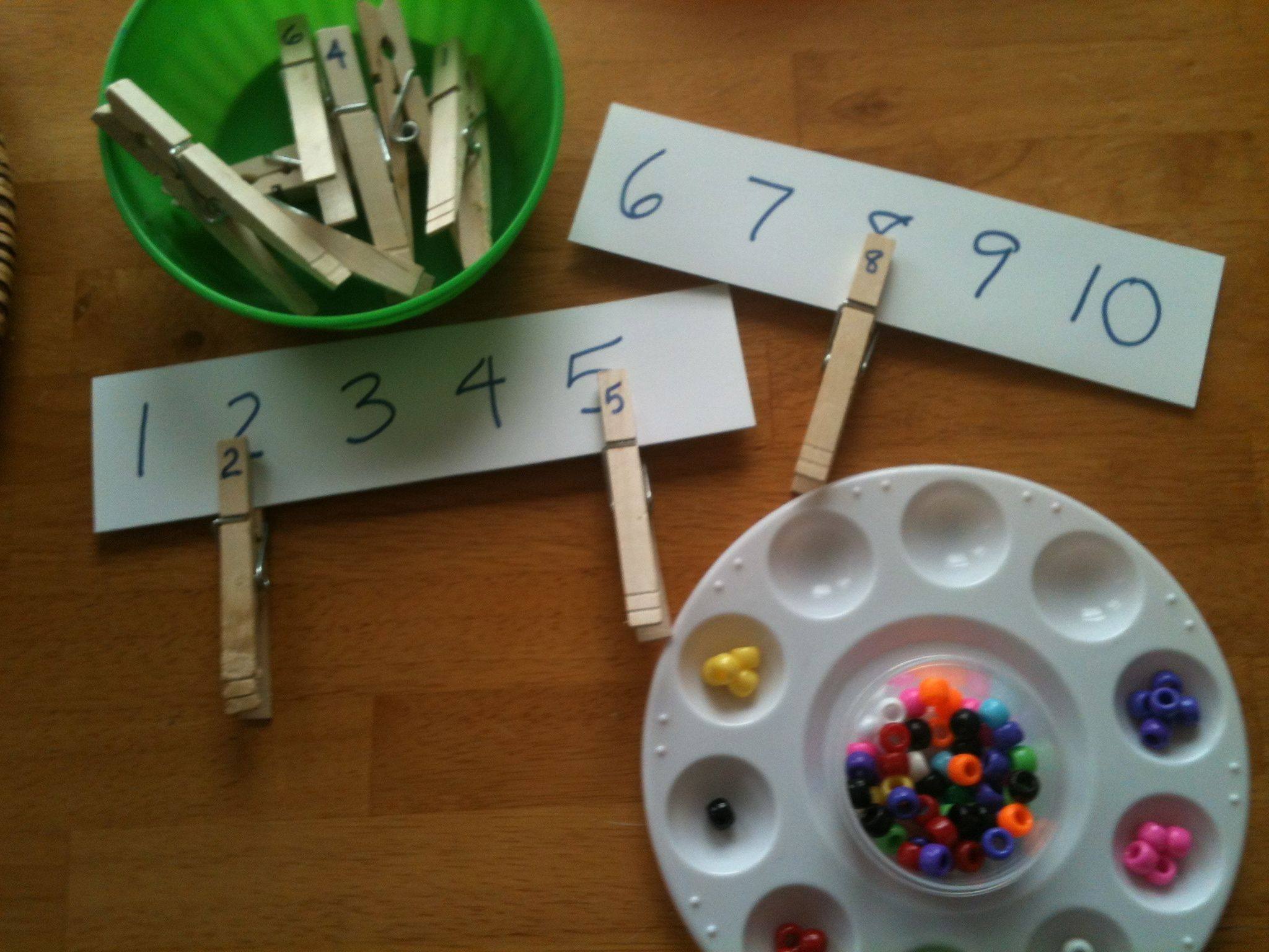 Our Abc And 123 Morning Diy Simple Fun Thursday Learning