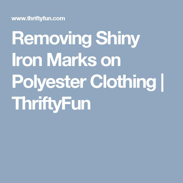 cfe33f1a0b50be46cb05cfda8f45d050 - How To Get Iron Marks Out Of Black Clothes